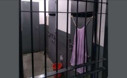 Monitoring in Transitional Judicial Detention Centers