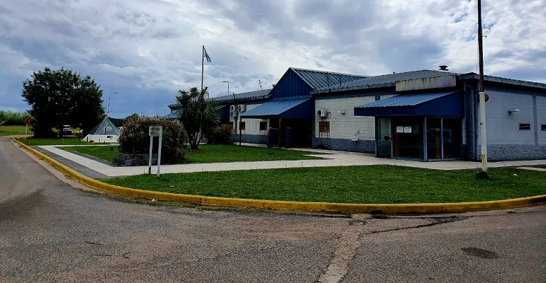 New visits to Ezeiza prisons