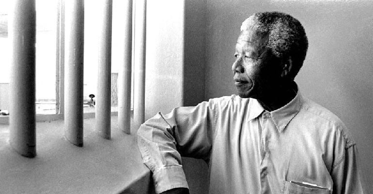 102 años de Nelson Mandela